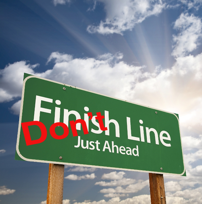 don't+finish